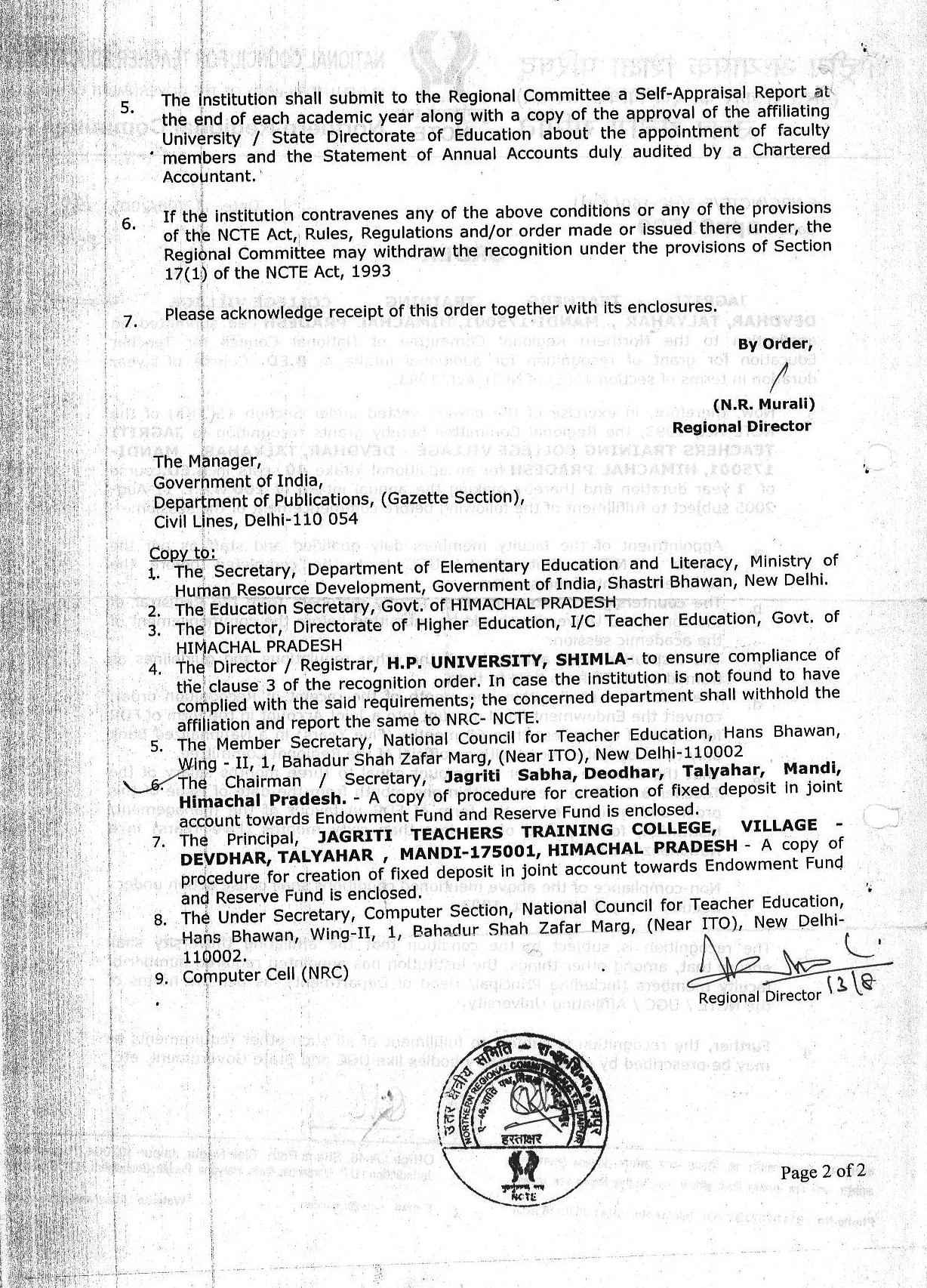 Director Appointment Letter Format Required] appointment ...